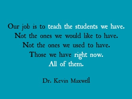 kevin maxwell quote